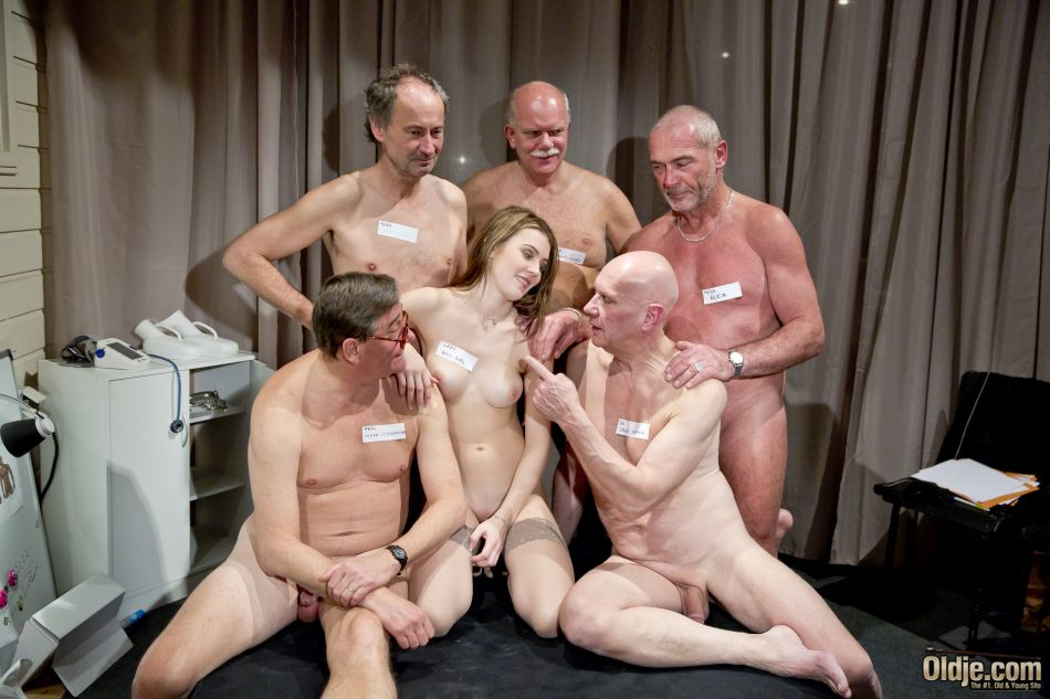 Gangbang sex photos