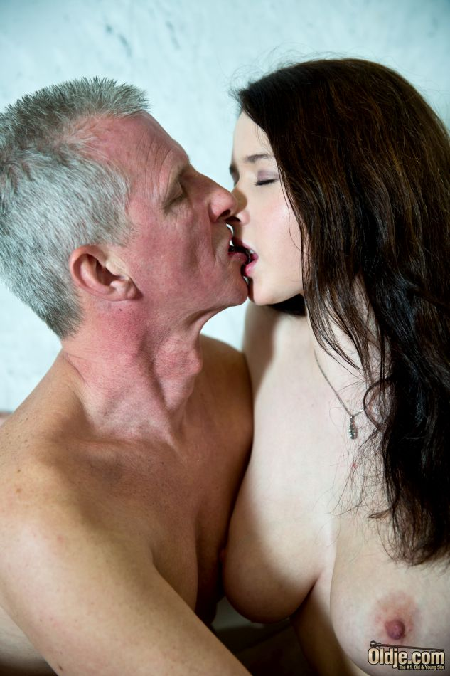 Old Man Fucks Young Wife
