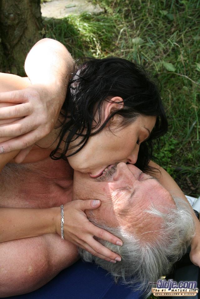 Ugly oldmen fuck girls apologise, but